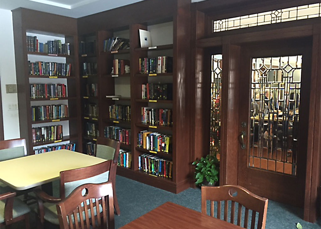 Greensburg library