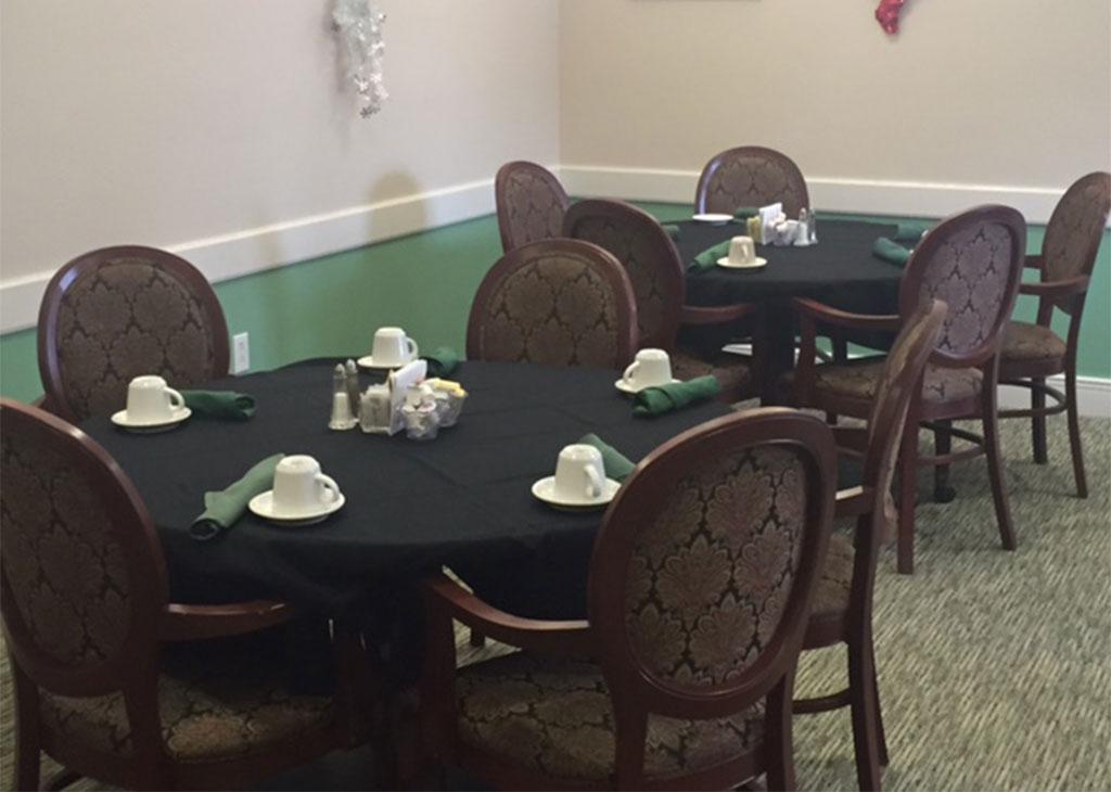 Greensburg Dining Room