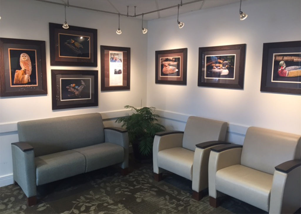 Greensburg waiting room