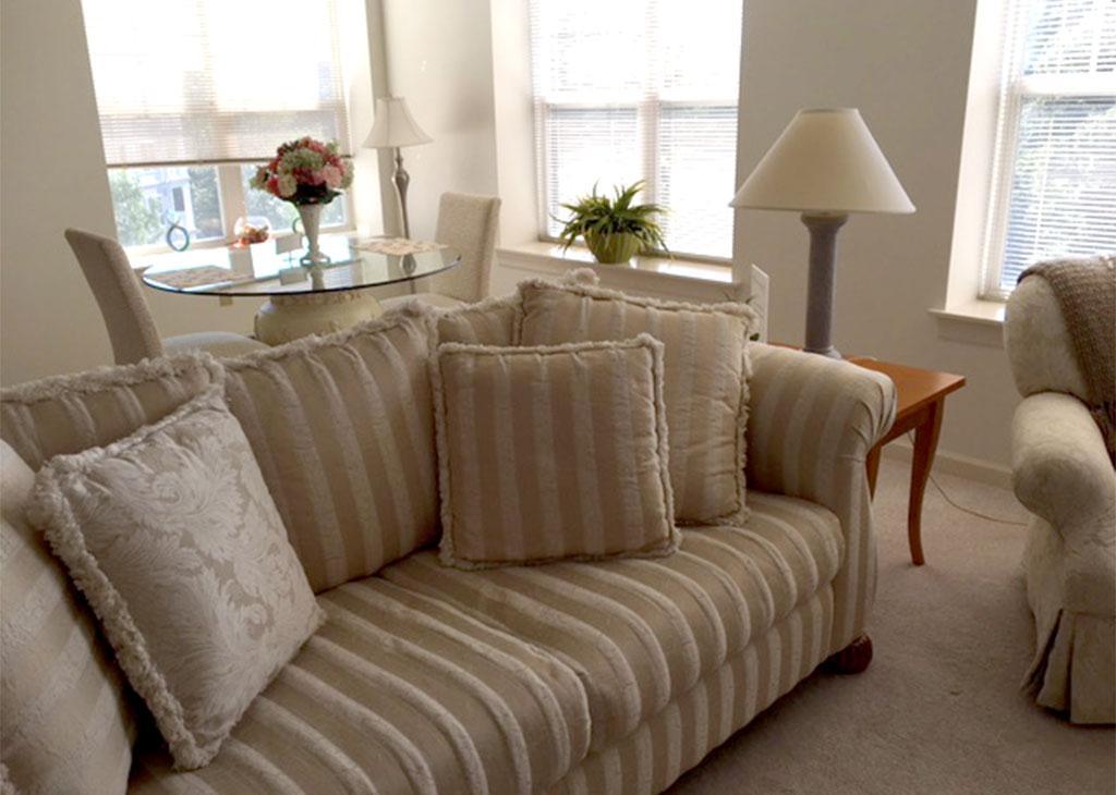Murrysville living room