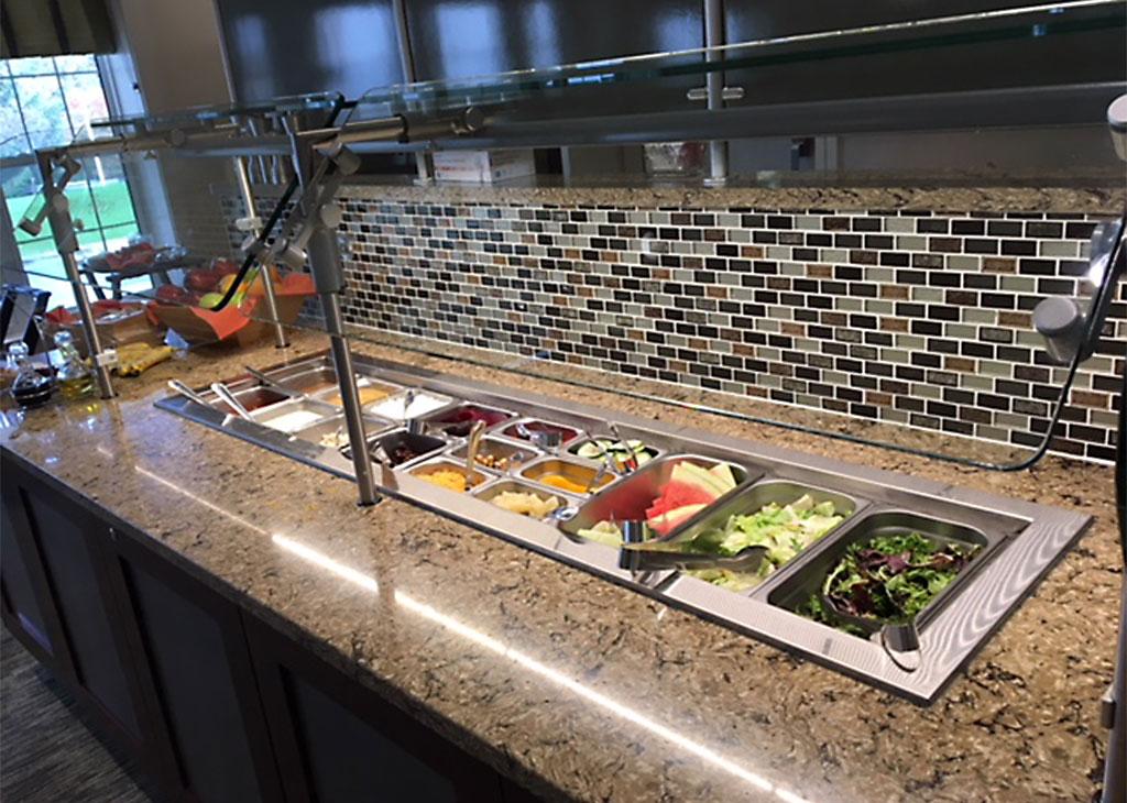 Greensburg Salad Bar