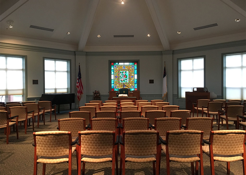 Murrysville chapel