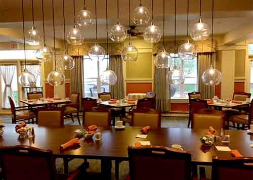 North Huntingdon Dining Hall