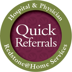 Quick Referrals