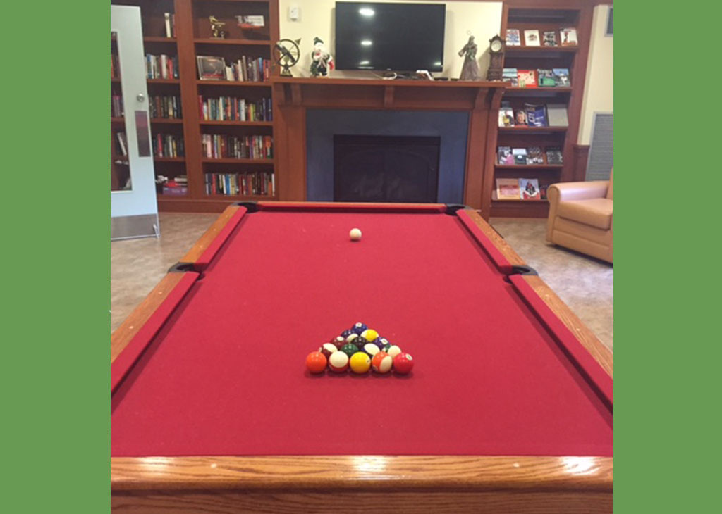 North Huntingdon billiards