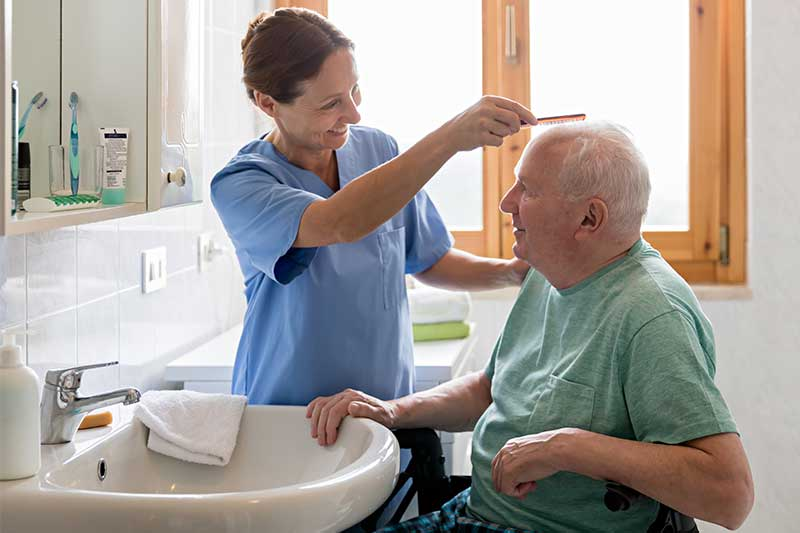personal hygiene care