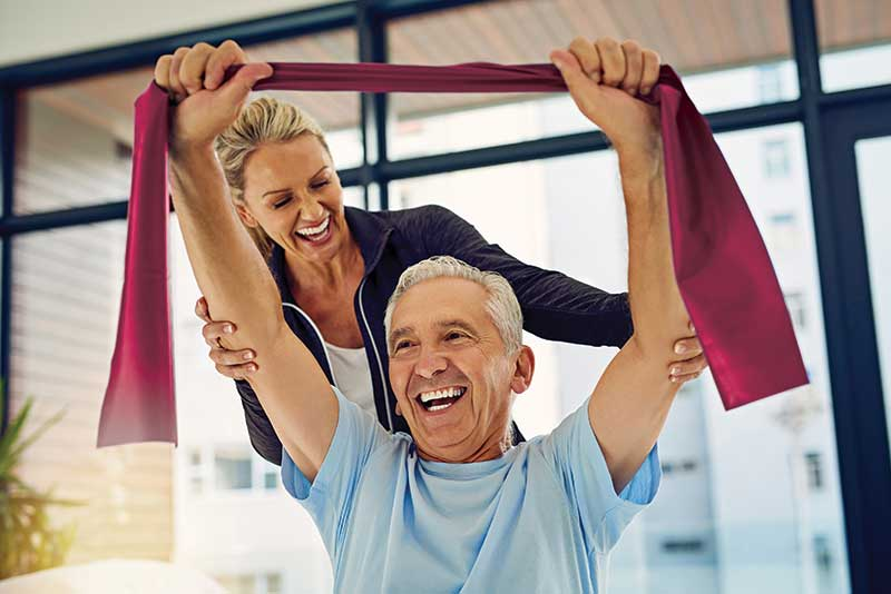 rehab strength training