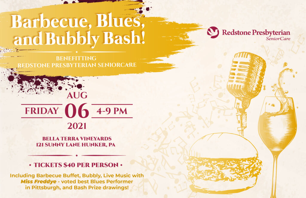 Barbecue, blues and bubbly bash